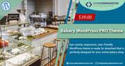 Bakery Website Templates