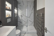Small Bathroom En Suite Installation | Remodeling in Putney London