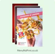 A1 Posters  Restaurant Posters  Poster Printing  MenuMa Print