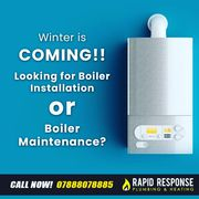 Do You Only Settle With The Best Boiler Maintenance Service In London?