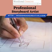 Creative Storyboard Artists in London | Woodhead Creative