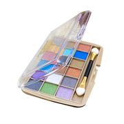 18's Palette Eyeshadows Shade- 01