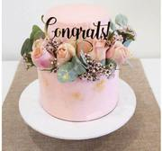 Get the greatest cake toppings UK for your special day