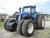 2009 NEW HOLLAND AG T8050